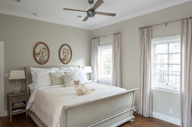 Traditional Bedroom by Ggem Design Co.