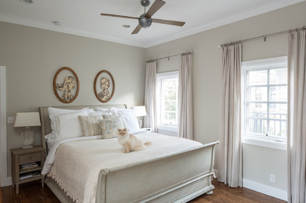 Traditional Bedroom by Shannon Ggem ASID