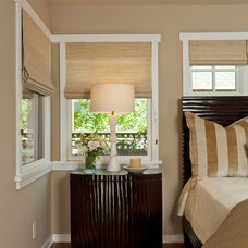 Craftsman Bedroom by Alison Whittaker Design, Inc.