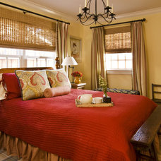 Traditional Bedroom by Jana Happel Interior Design