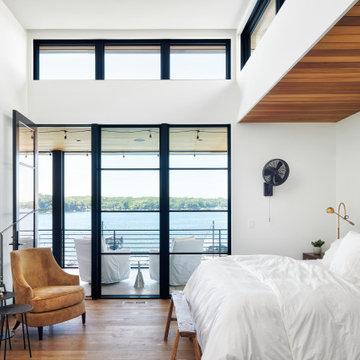 California Modern Meets White Bear Lake
