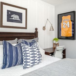 California Style Teen Boys Room