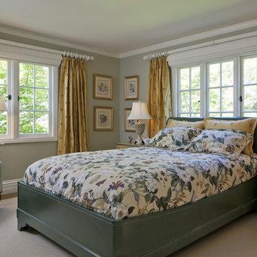 California Tudor Style Residential Remodel