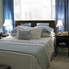 Eclectic Bedroom Calm and Serene Bedroom