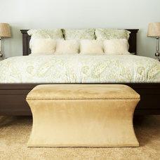 Traditional Bedroom by SE Interior Design, Inc