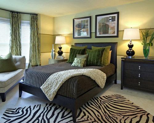 Master Bedroom Designs Green green master bedroom | houzz