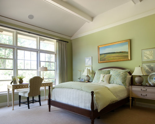 SaveEmail. Green Bedroom Design Ideas   Remodel Pictures   Houzz