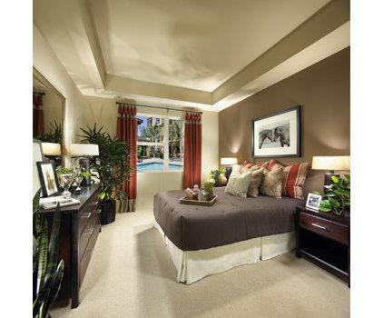 Contemporary Bedroom by greige/Fluegge Interior Design, Inc.