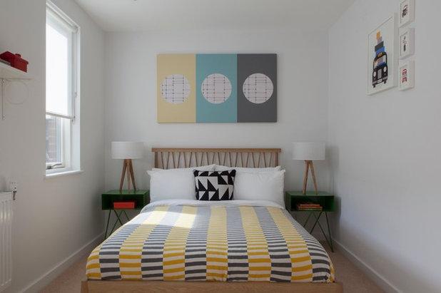 エクレクティック 寝室 by Studio Morton