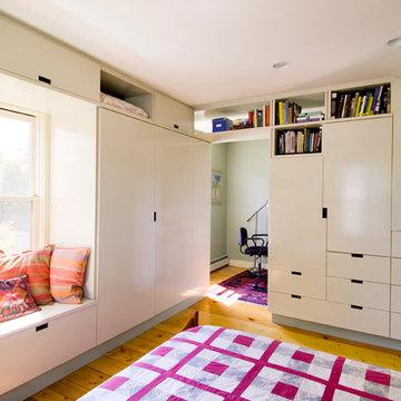 Cambridge, MA Small House Transformation