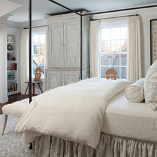Traditional Bedroom by Marianne Jones LLC