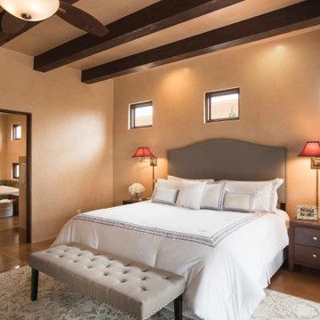 Camino Esperanza Master Bedroom