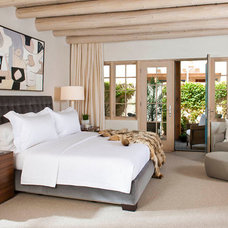 Southwestern Bedroom by R Brant Design