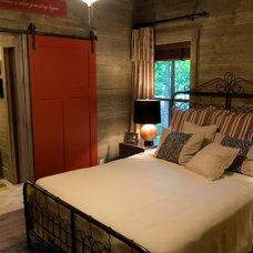 Craftsman Bedroom by Pine Mountain Builders, LLC