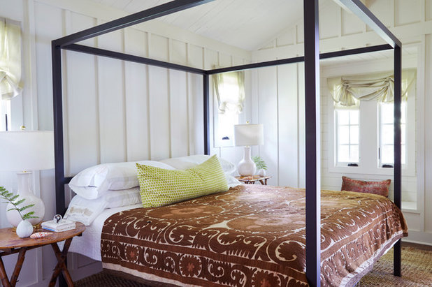 Country Bedroom by Studio C Architecture & Interiors