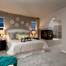 Traditional Bedroom by Housing & Building Association of Colo. Springs