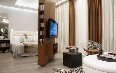 How to Have a Hi-Tech Bedroom