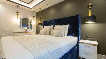 C&E House Master Bedroom