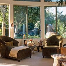 Contemporary Bedroom by Candelaria Design Associates
