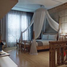 Eclectic Bedroom by Bakhshiyev Asaf