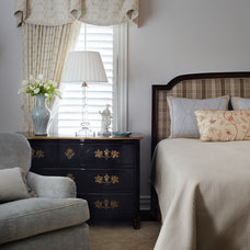 Traditional Bedroom by Jessica Jubelirer Design