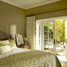 Traditional Bedroom by Sarah Barnard Design