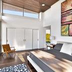 Bedroom Cabinets Contemporary Bedroom Santa Barbara