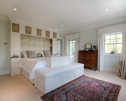 Cape cod bedroom houzz for Cape cod style bedroom ideas