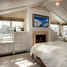 Beach Style Bedroom by Smith Brothers
