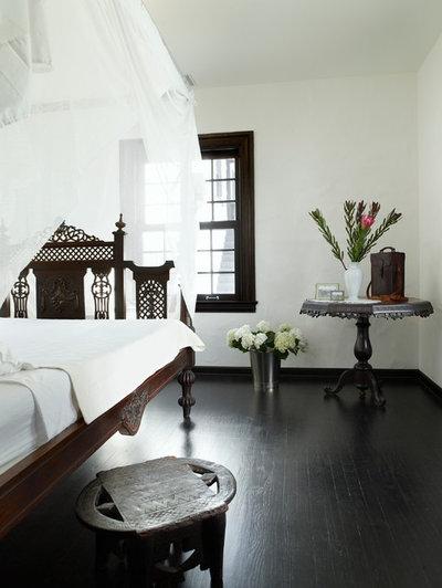 12 smukke eksempler: Derfor hitter sorte gulve i alle rum