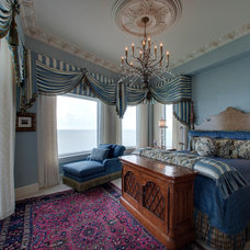 Mediterranean Bedroom by 41 West