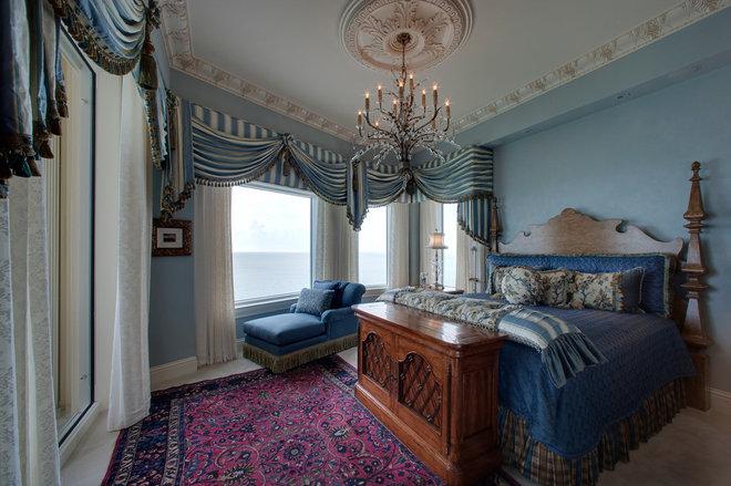 Mediterranean Bedroom by 41 West