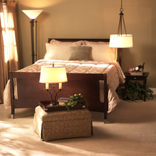 Traditional Bedroom by 1800Lighting