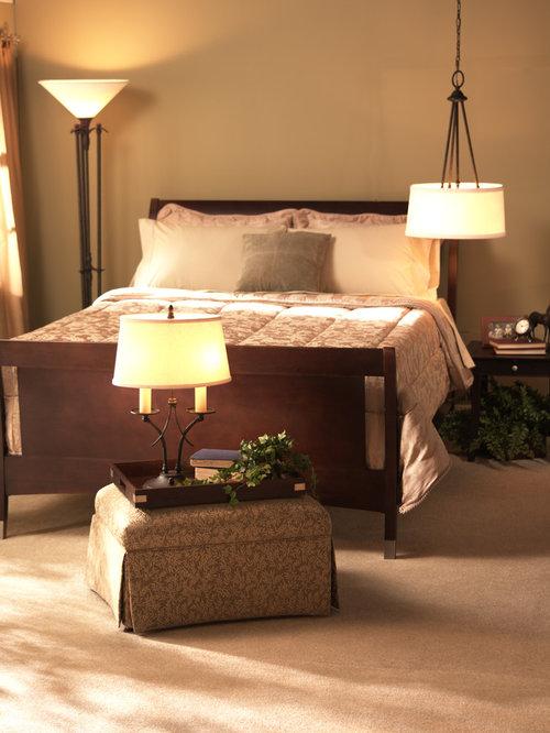 Asymmetrical Bedroom Design Ideas Remodels Photos Houzz