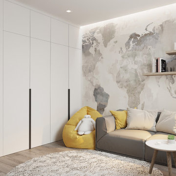 Caprise Style 1 - Bespoke Fitted Wardrobes