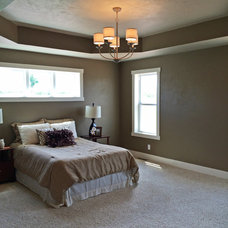 Craftsman Bedroom by Cypress Homes, Inc.