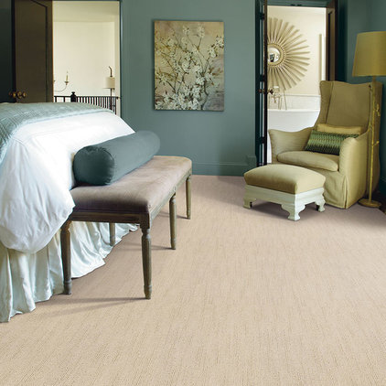 Contemporary Bedroom by Shaw Floors