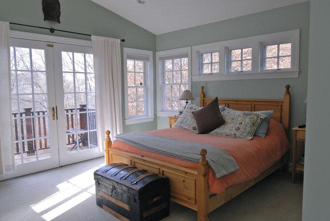 Eclectic Bedroom by Brenda Olde