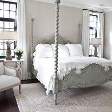Traditional Bedroom by Jolene Smith Interiors