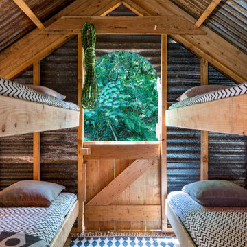 Carlsberg Danish Cabin at Kudhva