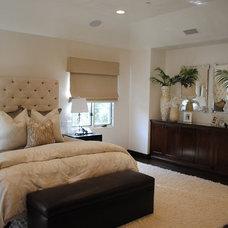 Contemporary Bedroom by Eden LA Furniture and Interiors