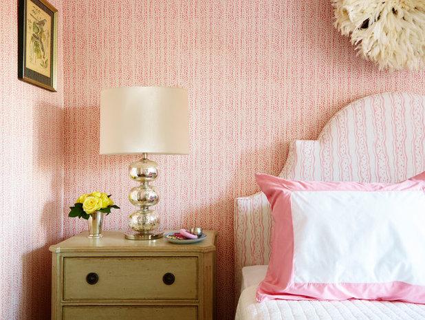 Transitional Bedroom by Christopher Maya Associates Inc.