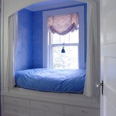 Traditional Bedroom by Carol Sarason Design