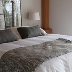 Wells Hill Contemporary Bedroom Toronto By Shirley