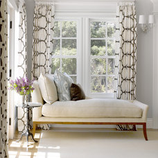 Traditional Bedroom by Carolyn Woods Design Inc.