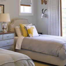 traditional bedroom by Carolyn Woods Design