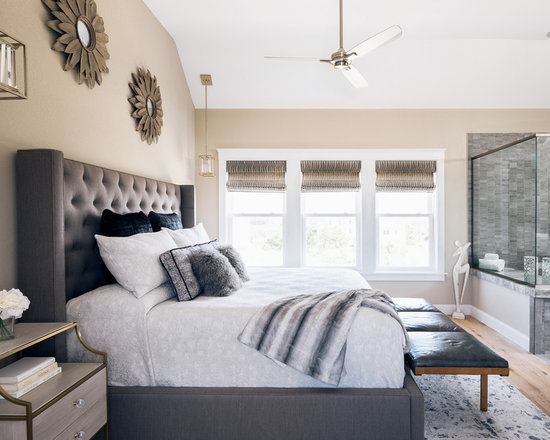 Modern Bedroom Design Ideas, Remodels U0026 Photos | Houzz Part 71
