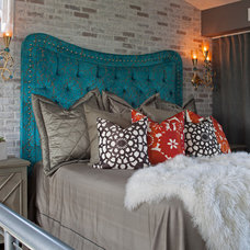 Contemporary Bedroom Carriage House