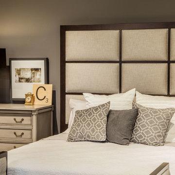 Carrocel Showroom Contemporary Bedroom Suite