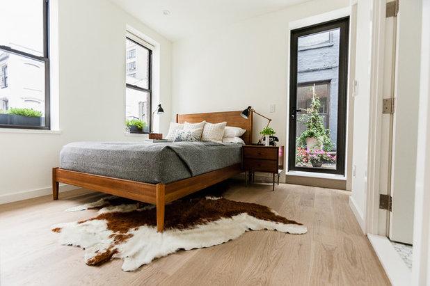 北欧 寝室 by PID Floors